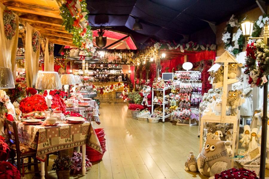 Casa Di Babbo Natale Reggio Emilia.Villaggio Di Babbo Natale Gattatico