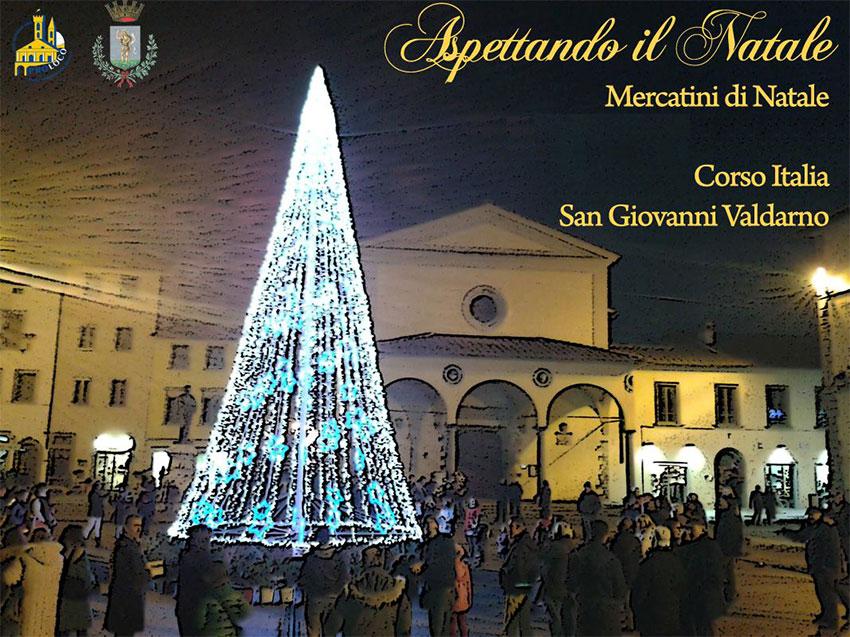 Mercatino di natale san giovanni valdarno for Arezzo mercatino